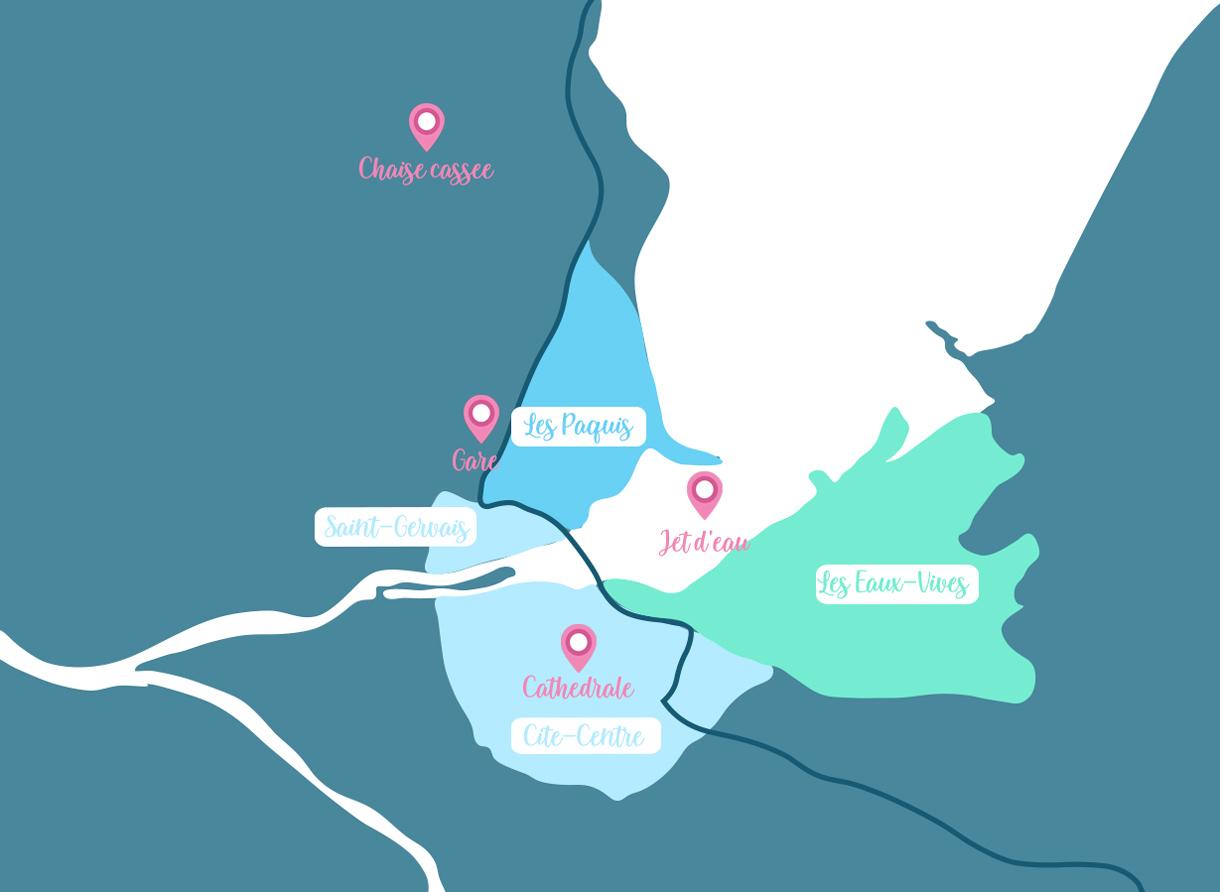 Distrito de Ginebra