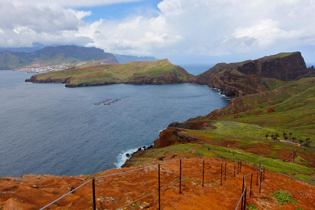 Madeira - Excursión al punto de Saint Laurent