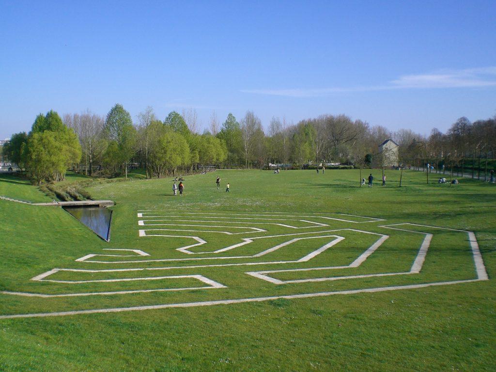 Parque Saint-Pierre en Amiens