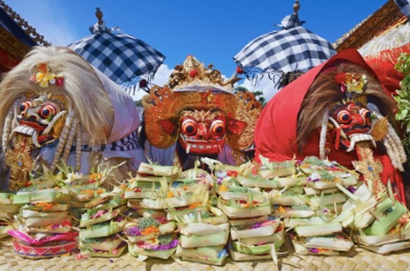 Festival para probar en Bali - Festival Galungan