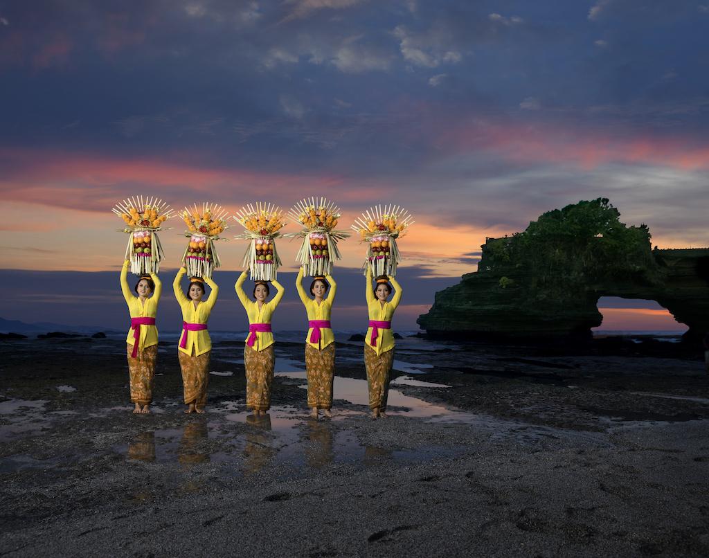 Festival para probar en Bali - Festival Odalan