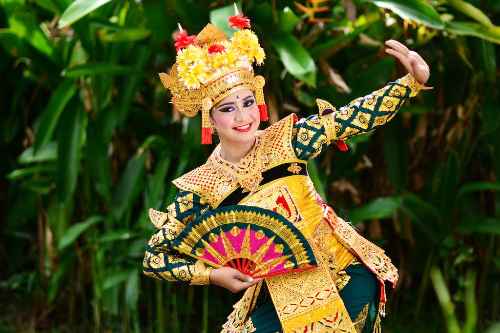Festival para probar en Bali