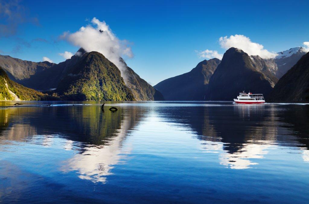 Croisière de Milford Sound