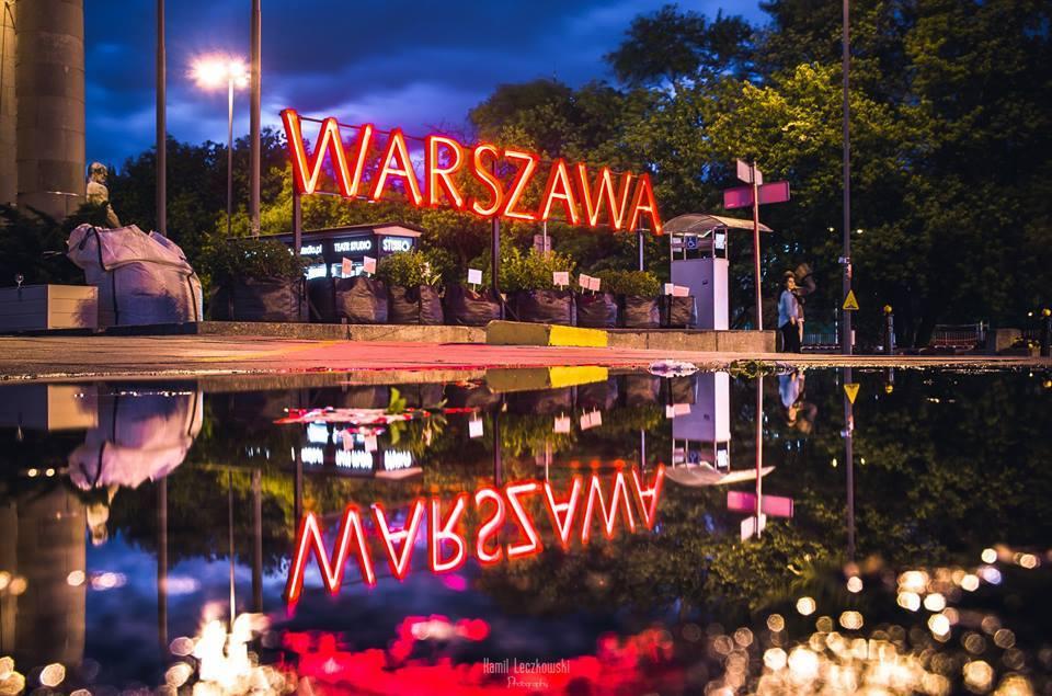 Museo de neón de Varsovia