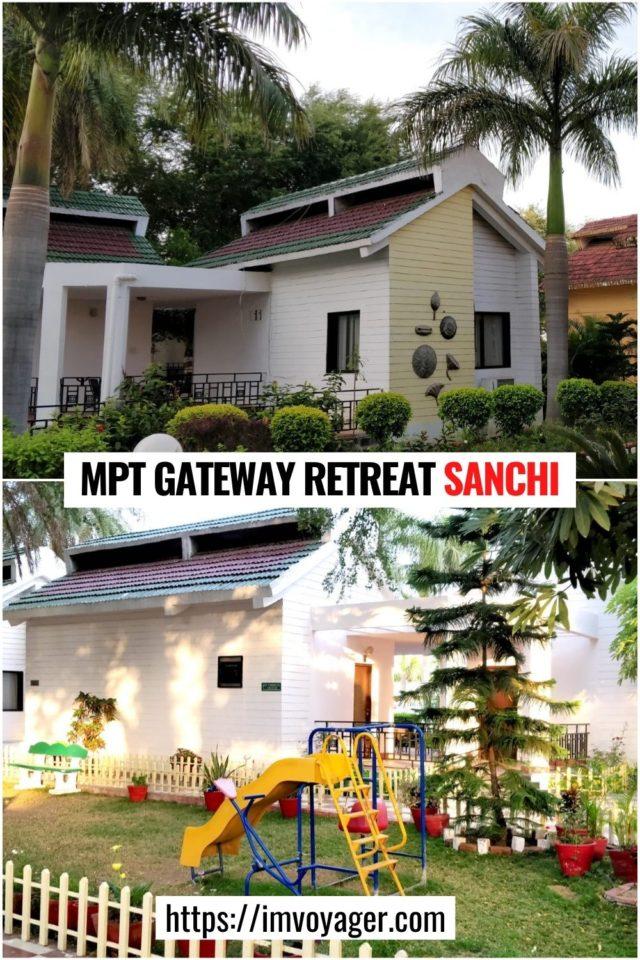 MPT Gateway Retreat: el mejor hotel en Sanchi, Madhya Pradesh
