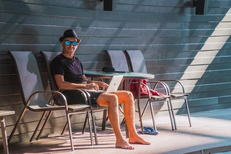 5 consejos utiles para trabajar de forma remota mientras viajas