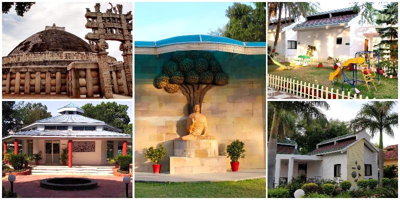 MPT Gateway Retreat - El mejor hotel en Sanchi Madhya Pradesh