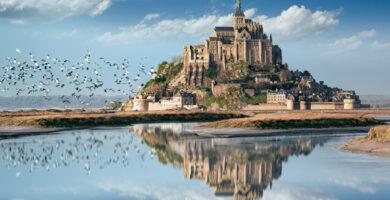 los 13 pueblos mas bonitos de normandia para ver durante su estancia