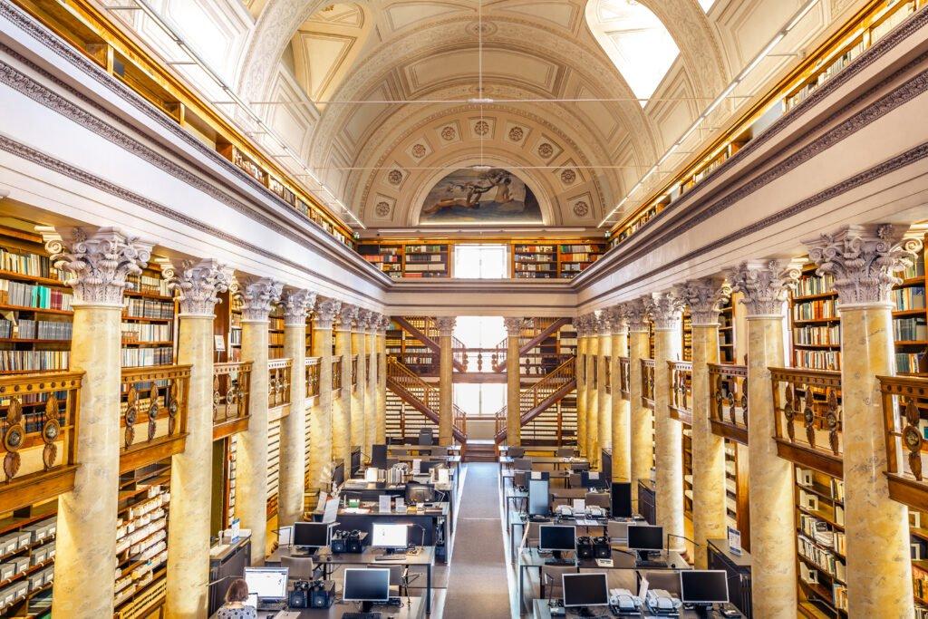 biblioteca nacional de finlandia