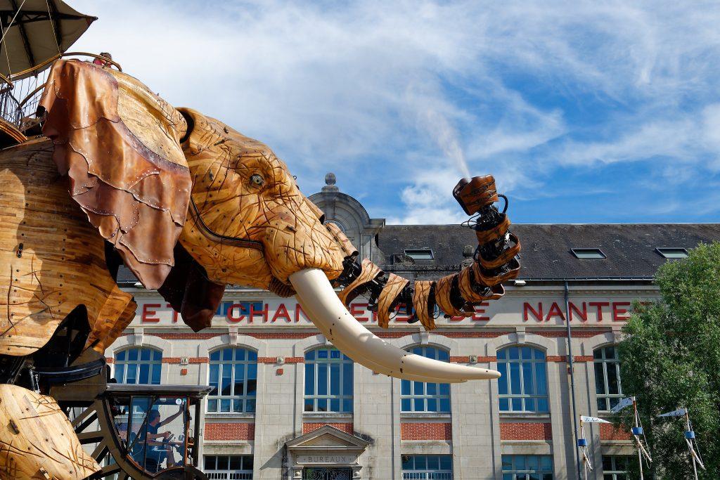 12 buenas razones para ir a Nantes