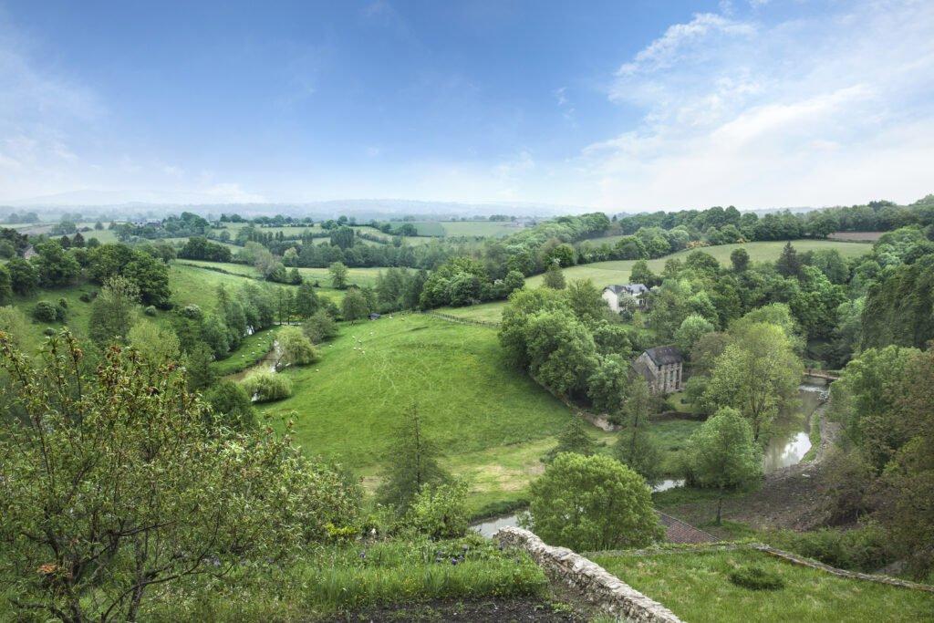 Mayenne para unas vacaciones en contacto con la naturaleza en Francia
