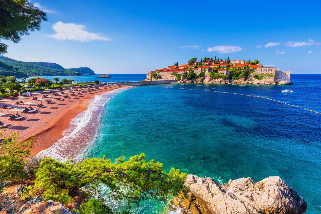 Budva y sus playas