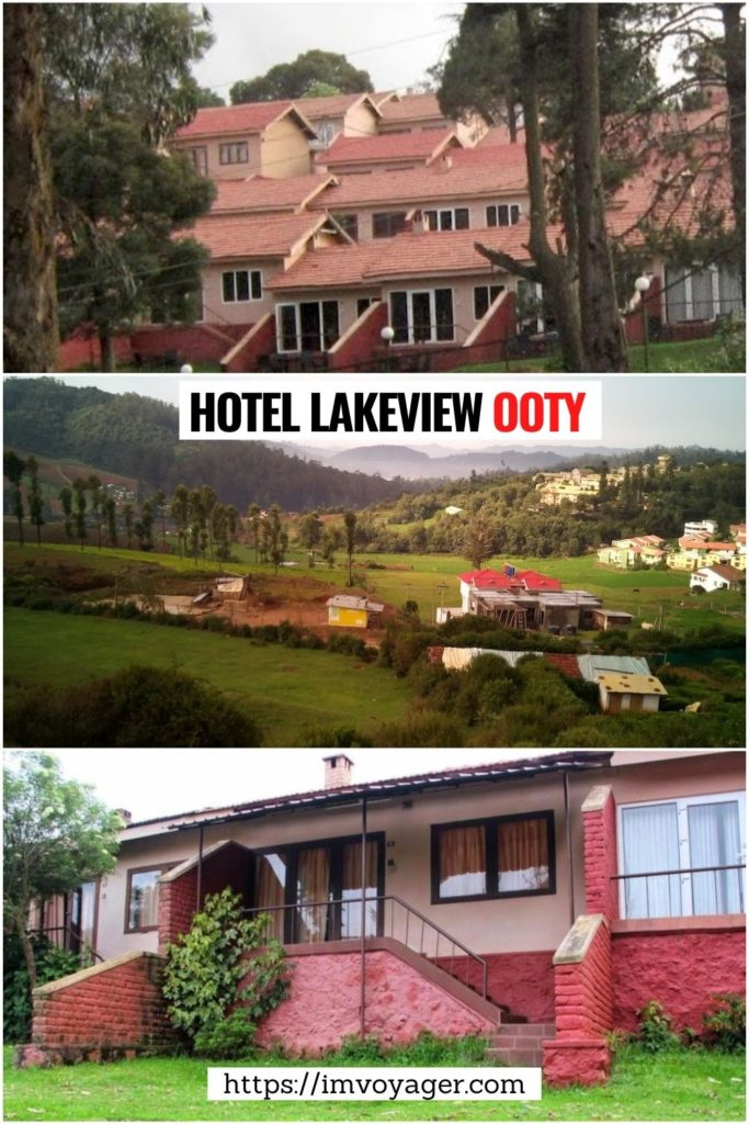 Hotel Lakeview Ooty