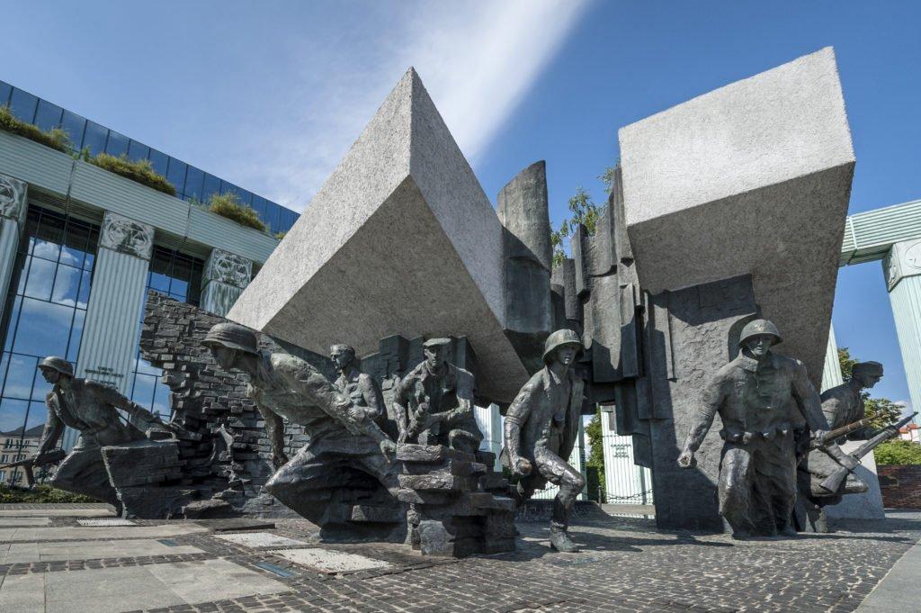 Monumento a la guerra de Varsovia