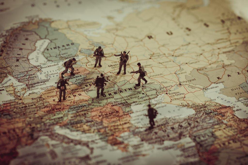 Guerra en Polonia