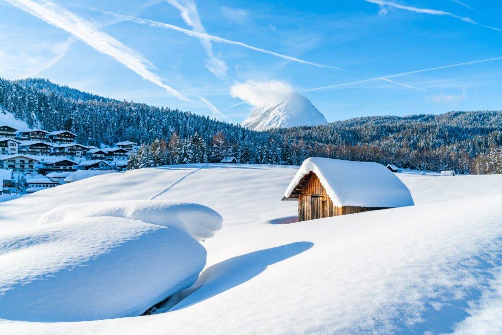 Tirol en invierno