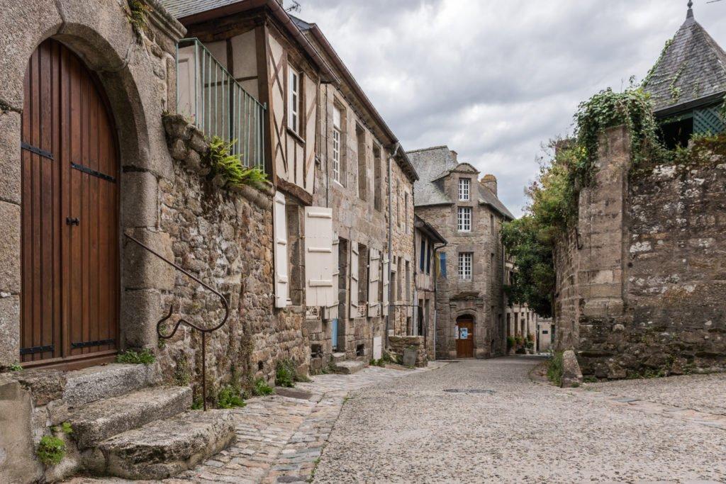 Ciudad medieval de Moncontour