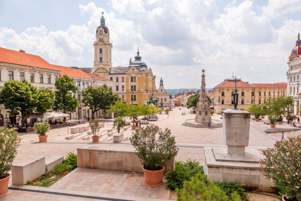 Pécs Hongrie