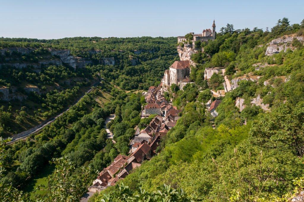 Pueblo de Sarthe