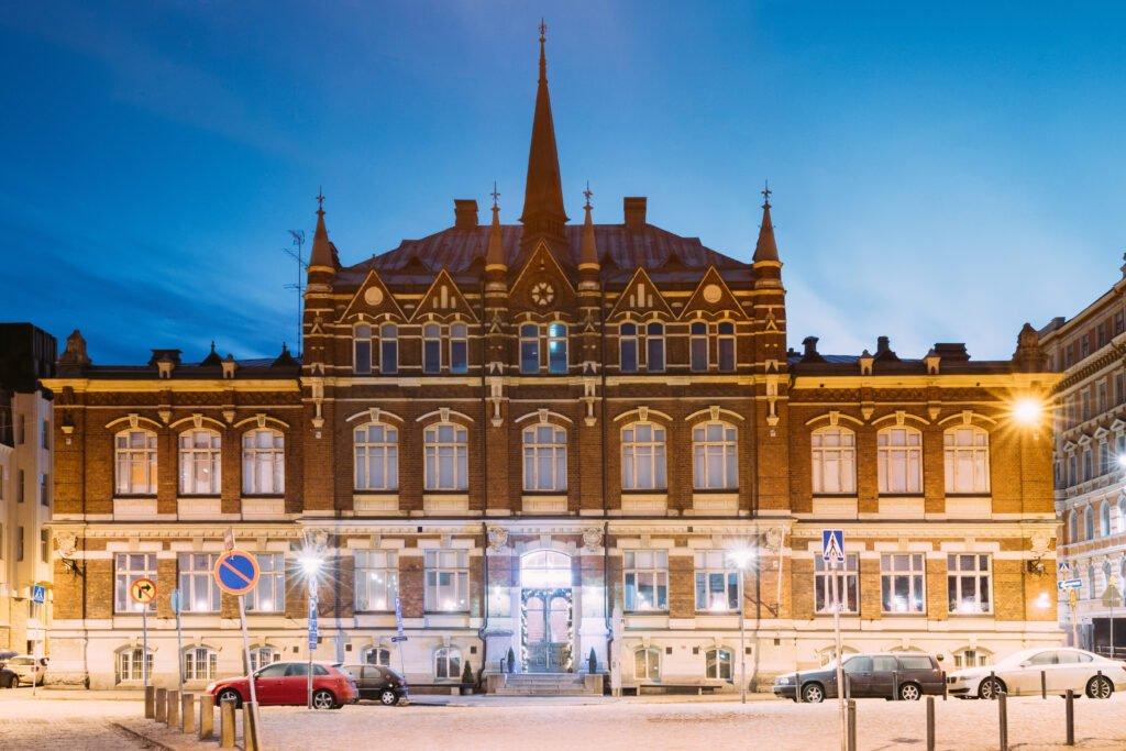 Museo del diseño de Helsinki