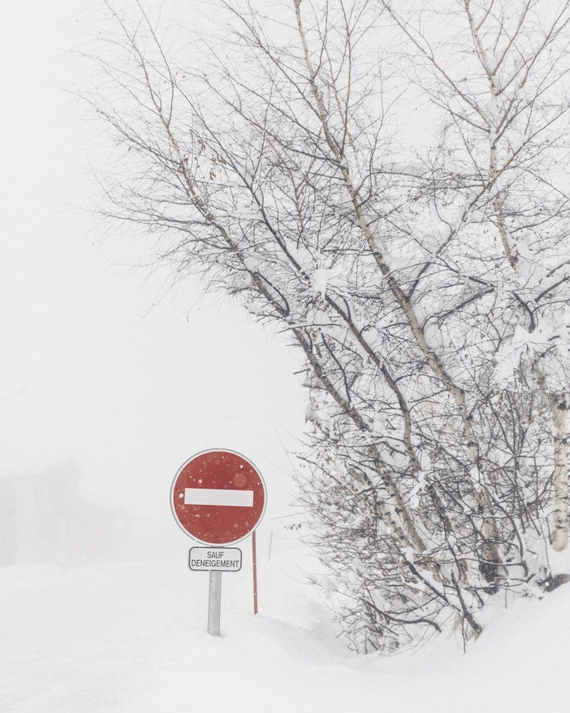 1611673949 209 Imagenes de un invierno en la montana sin remontes