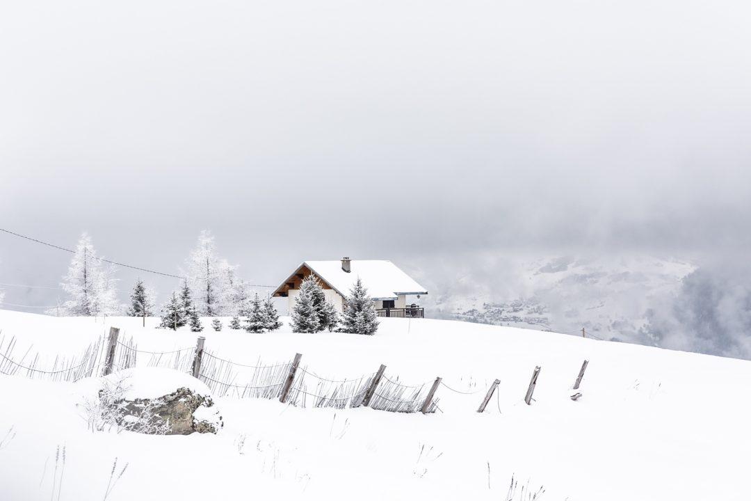 1611673949 392 Imagenes de un invierno en la montana sin remontes