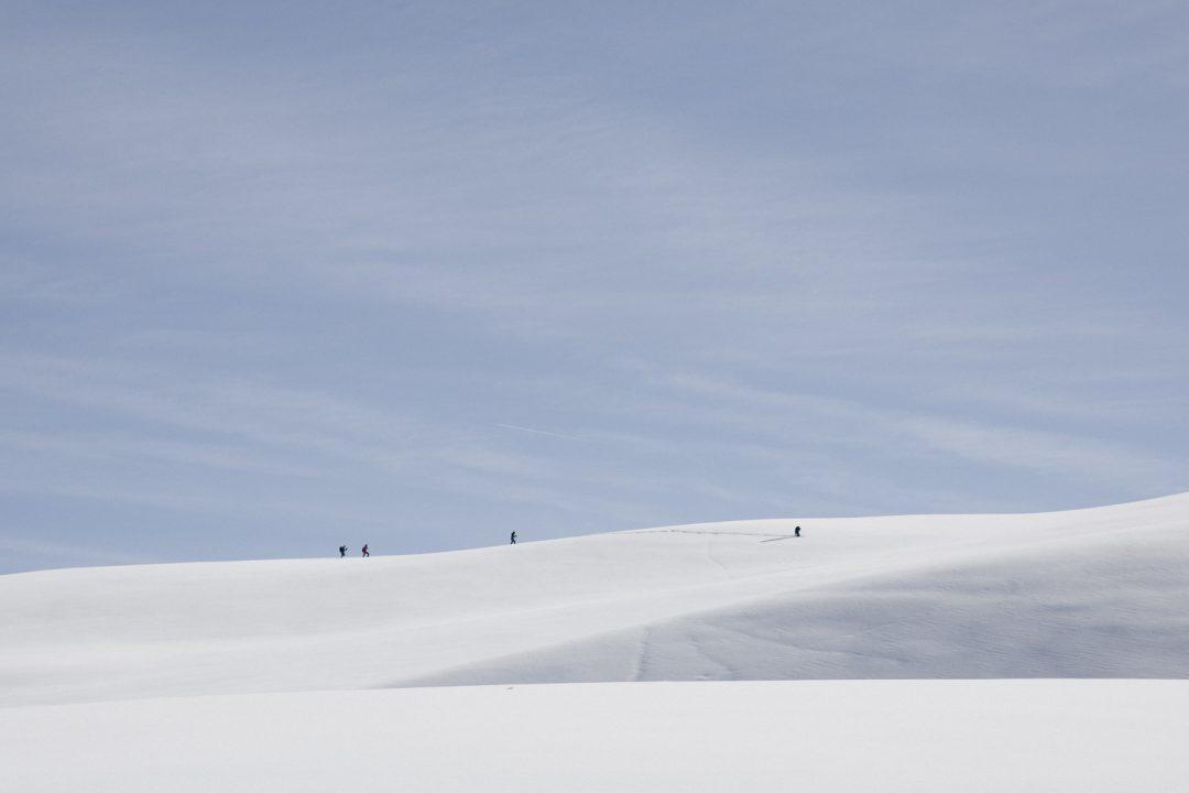 1611680520 110 Imagenes de un invierno en la montana sin remontes