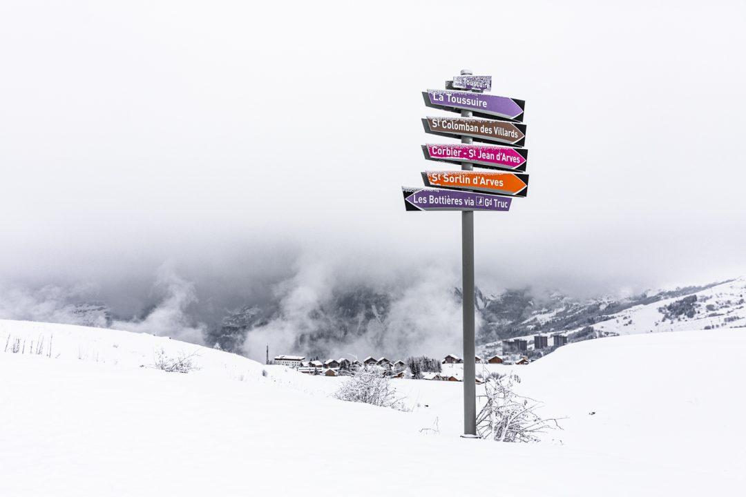 1611680520 189 Imagenes de un invierno en la montana sin remontes