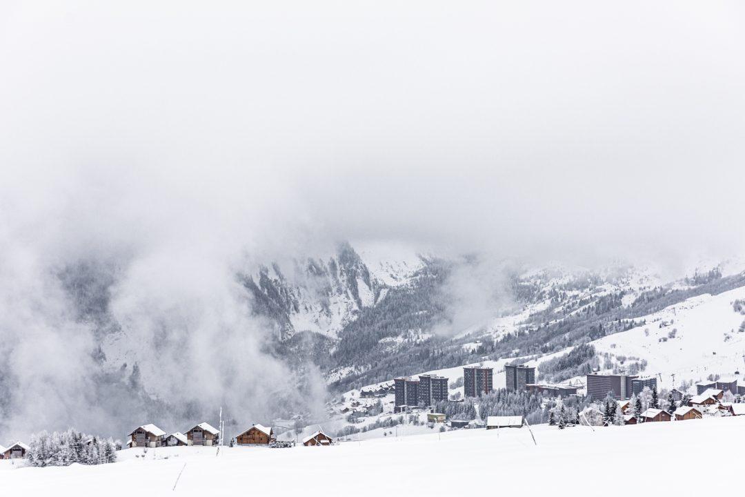 1611680520 258 Imagenes de un invierno en la montana sin remontes