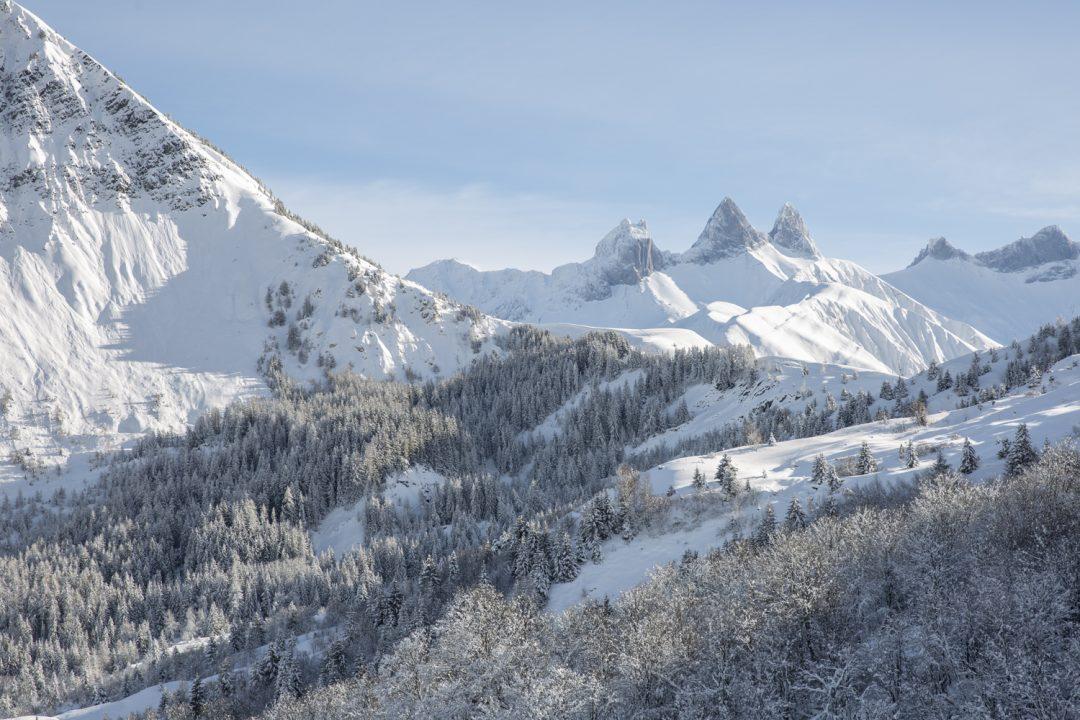 1611680520 532 Imagenes de un invierno en la montana sin remontes