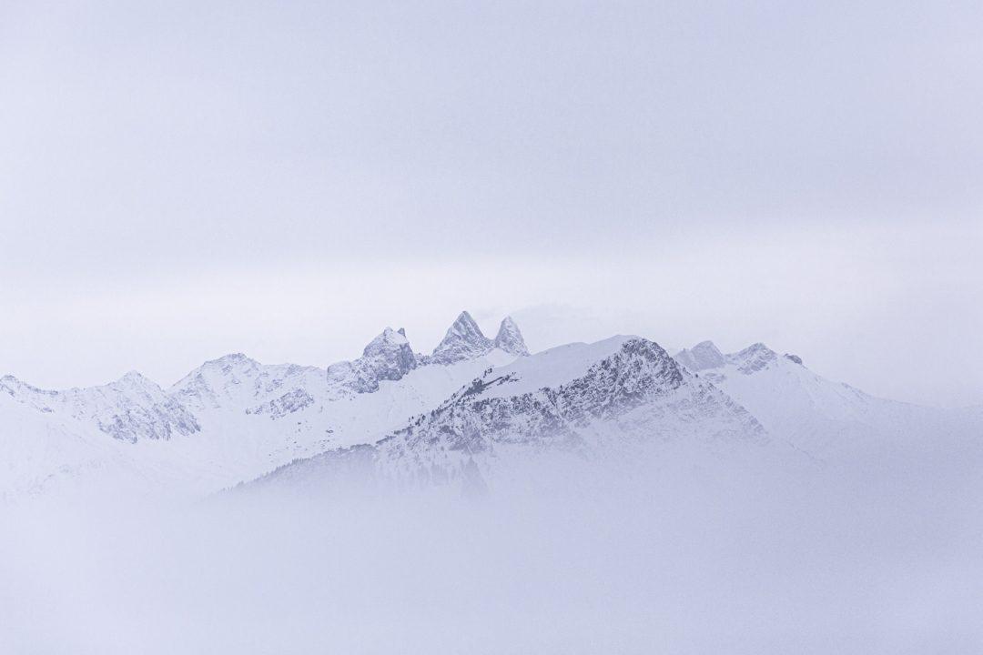 1611680520 93 Imagenes de un invierno en la montana sin remontes