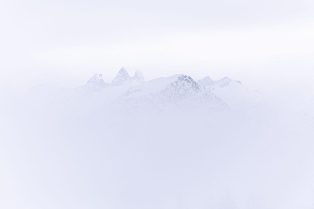 1611680520 944 Imagenes de un invierno en la montana sin remontes