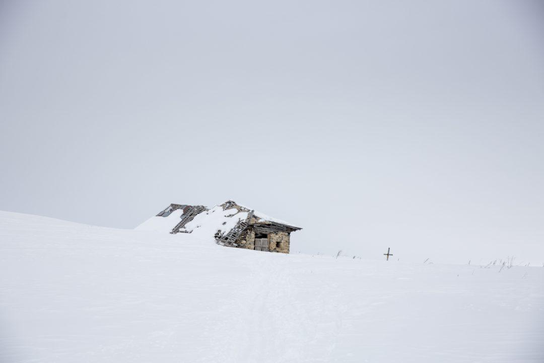 1611680520 980 Imagenes de un invierno en la montana sin remontes