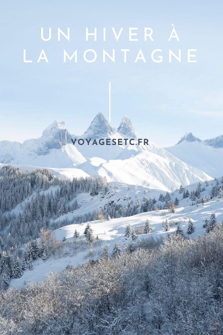 Instantáneas de un invierno en la montaña, sin los remontes