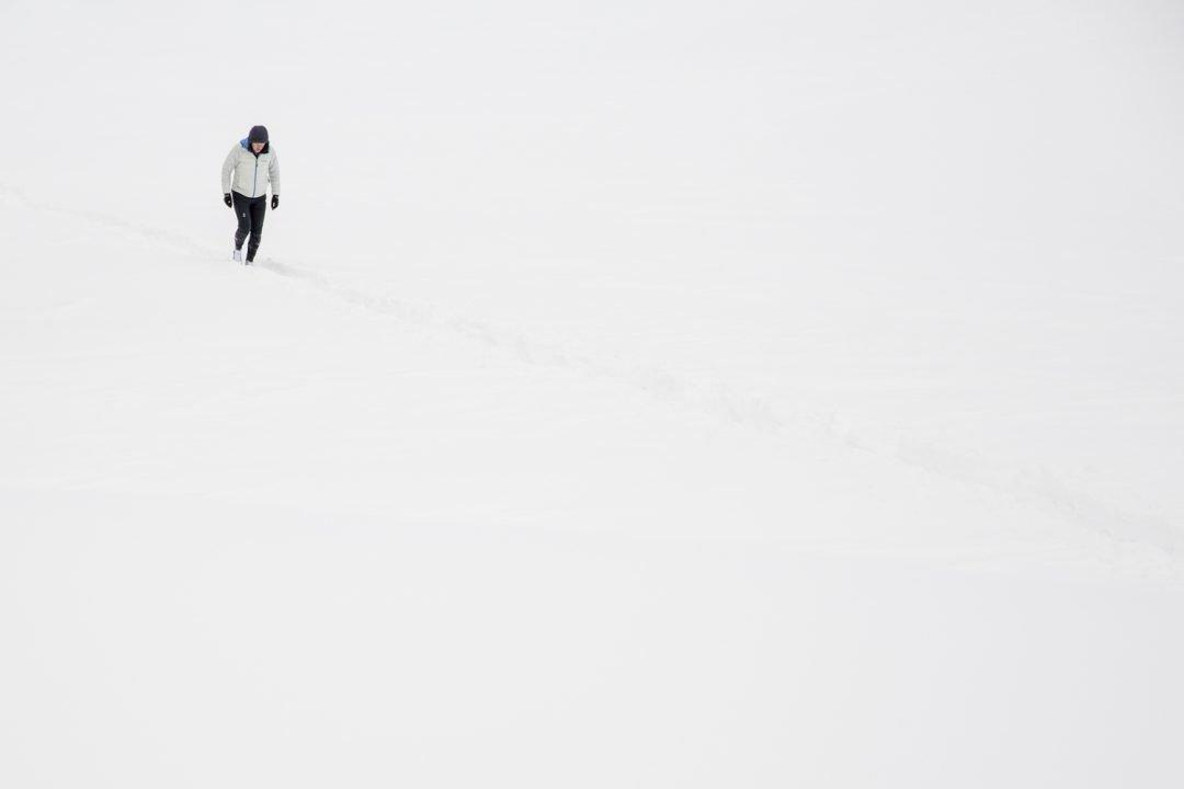 1611680521 247 Imagenes de un invierno en la montana sin remontes