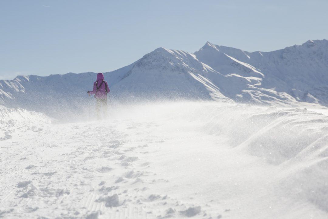 1611680521 407 Imagenes de un invierno en la montana sin remontes