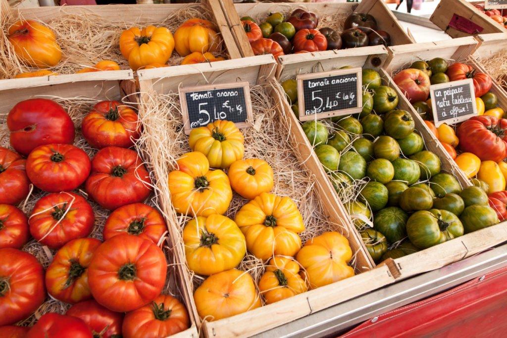 Mercado de Toulon