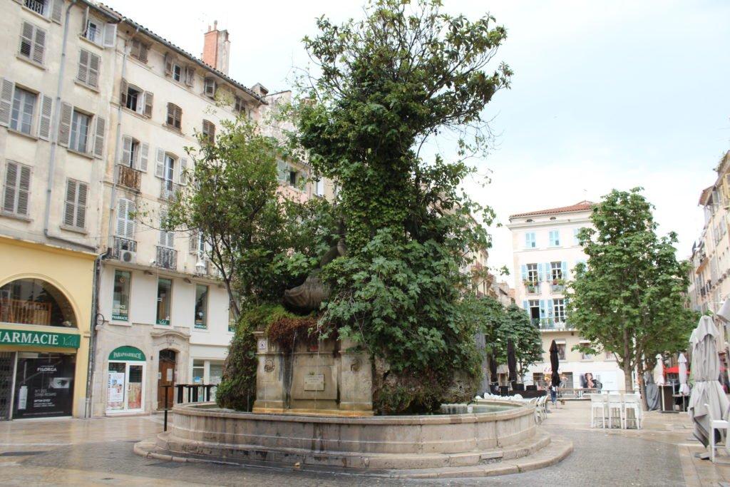 Coloque Puget en Toulon