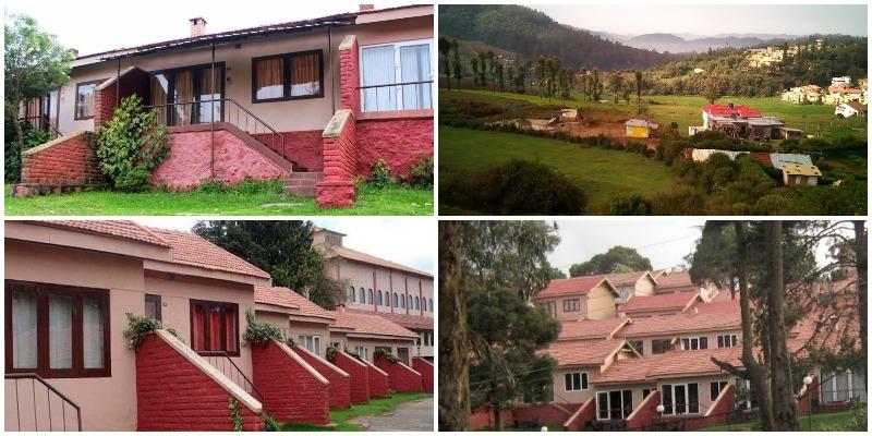 Hotel Lakeview Ooty Tamil Nadu
