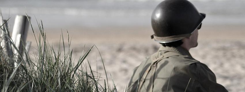 Visita las playas del desembarco de Normandía
