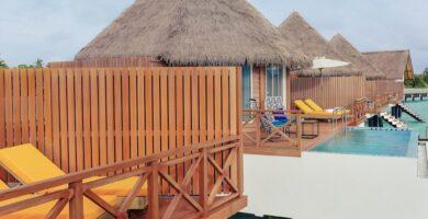 opinion del hotel mercure maldives kooddoo