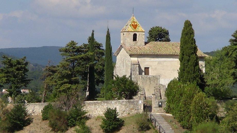 Capilla de Saint-Michel en La Laupie