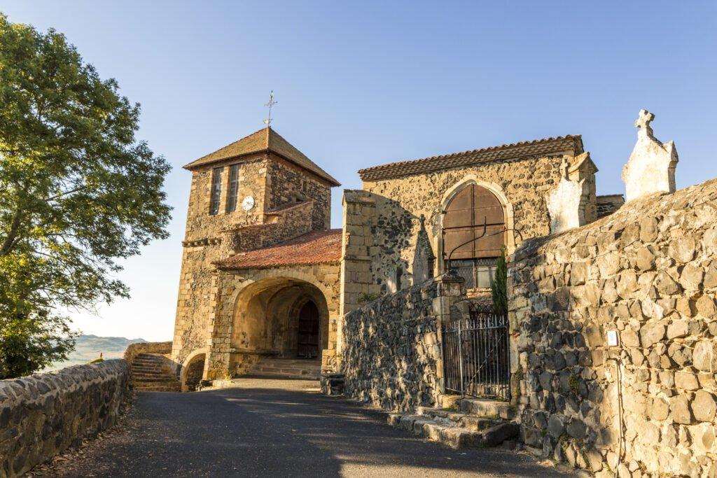 Pueblo de Usson d'Auvergne