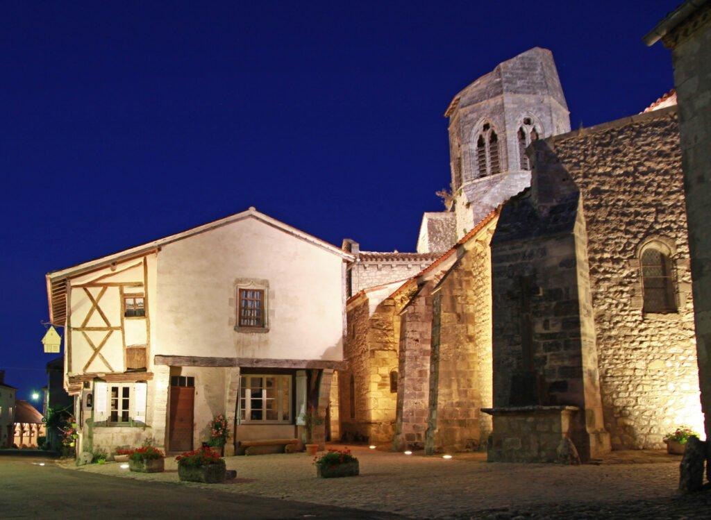 Pueblo de Charroux