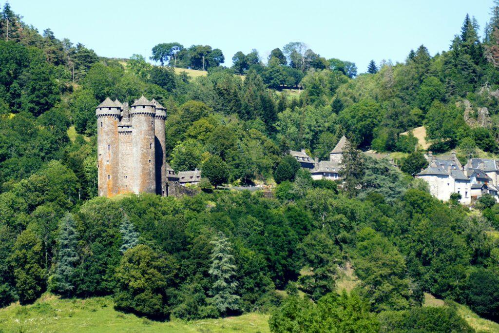 Tournemire y el castillo de Anjony