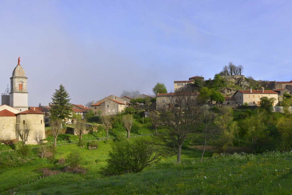 Pradelles en Auvernia