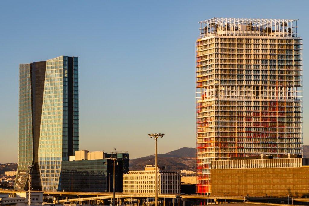 Edificio insólito La Marsellesa