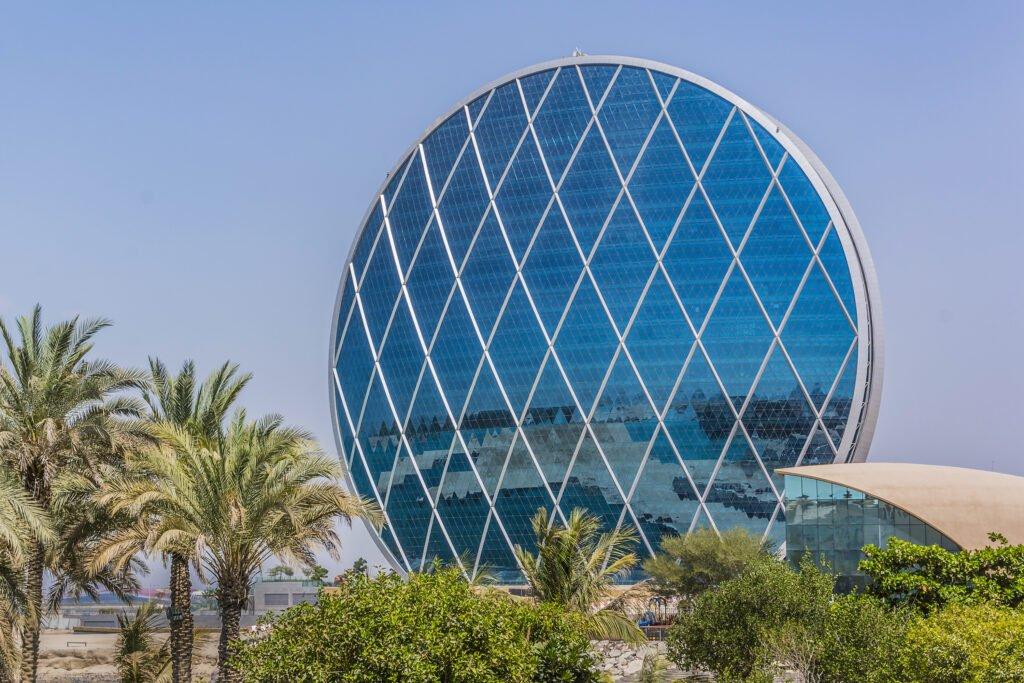 Edificio de la sede de Aldar