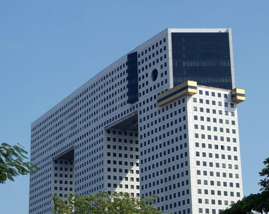 Edificio de elefantes en Bangkok