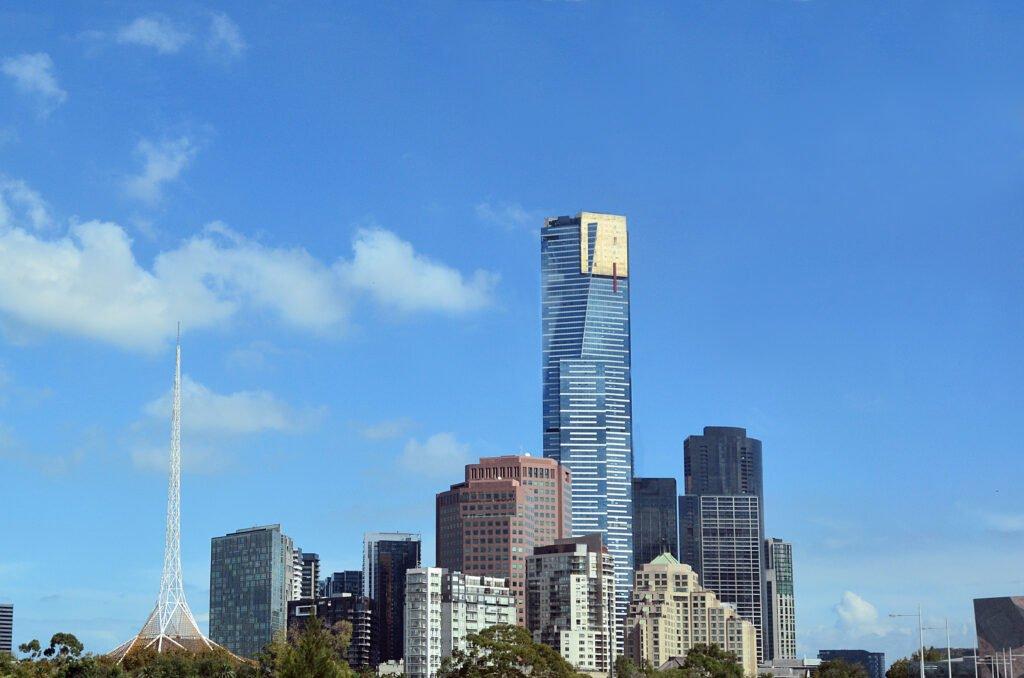 Torre Eureka en Australia